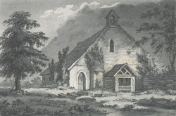 Bedd Kelert Church